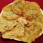 Zucchini Flatbread poppopcooks.com