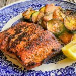 easy blackened salmon dinner-9-poppopcooks.com-quick and easy-weeknight recipes-quick and easy recipes for busy people