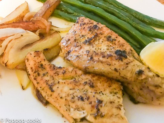 catfish recipe